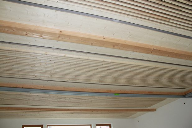 Deckensysteme / Holzdeckensysteme