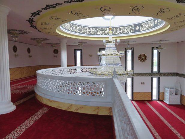 Moschee - Lobenz Trockenbau + Innenausbau